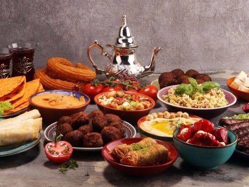 Orientalisches Catering von der Eventagentur
